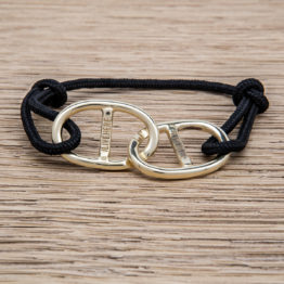 THETA CHAIN/SILVER925/ GOLD PLATED